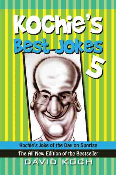 Kochie's Best Jokes - Volume 5