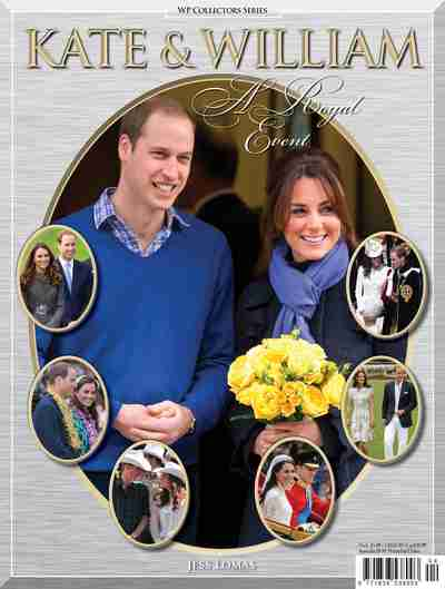Kate and William a Royal Event