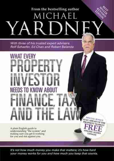 What Every Property Investor Needs to Know About Finance, Tax and the