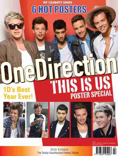One Direction This is Us Poster Special
