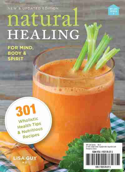 Natural Healing – For Mind, Body and Spirit
