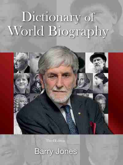Barry Jones' Dictionary of Word Biography