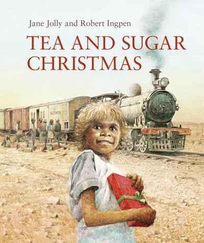 Christmas In Australia Book.Tea And Sugar Christmas Newsouth Books