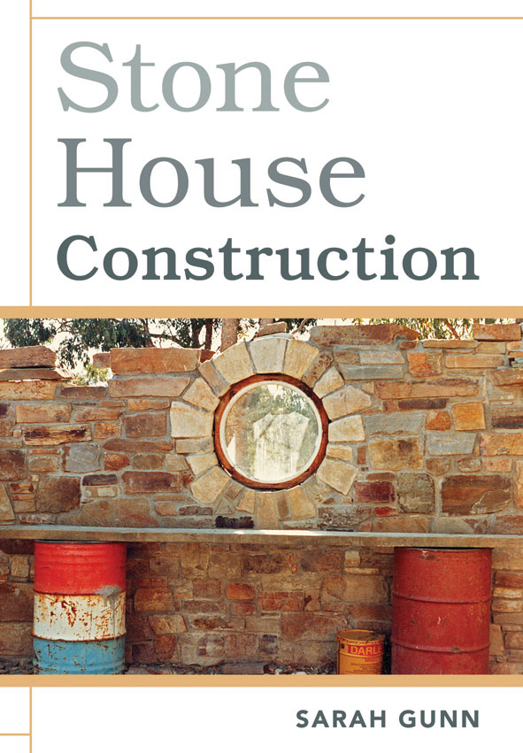 Stone House Construction Newsouth Books
