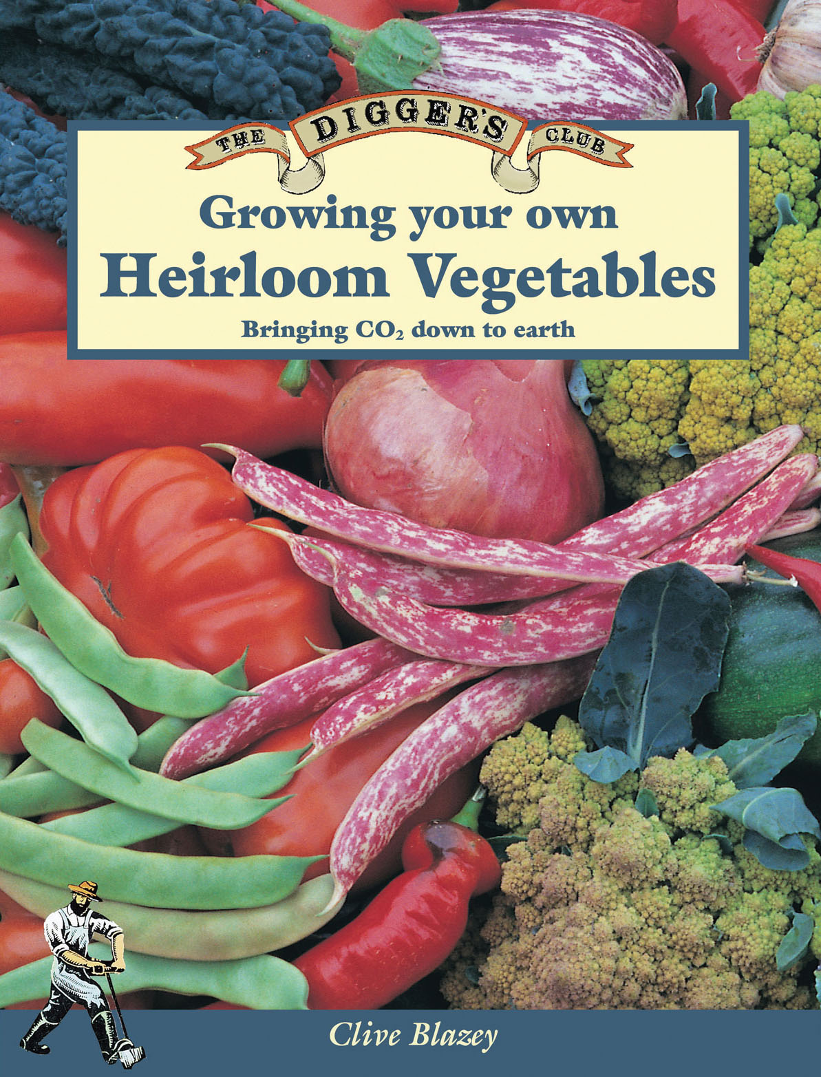 Growing your own heirloom vegetables newsouth books for Grow your own vegetables