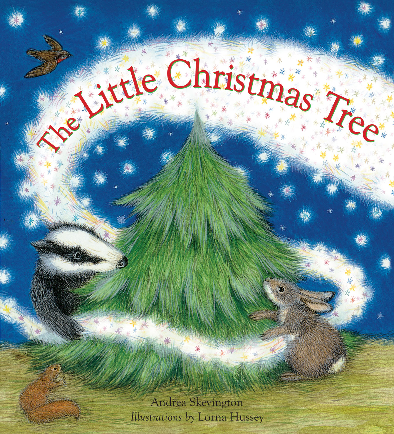 The Little Christmas Tree Newsouth Books