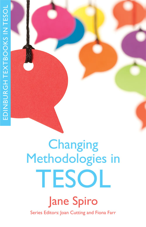 tesol methodology essay Best practices in teaching writing 4 write in the middle students have to write with exactly the same purpose or for the same audience when.