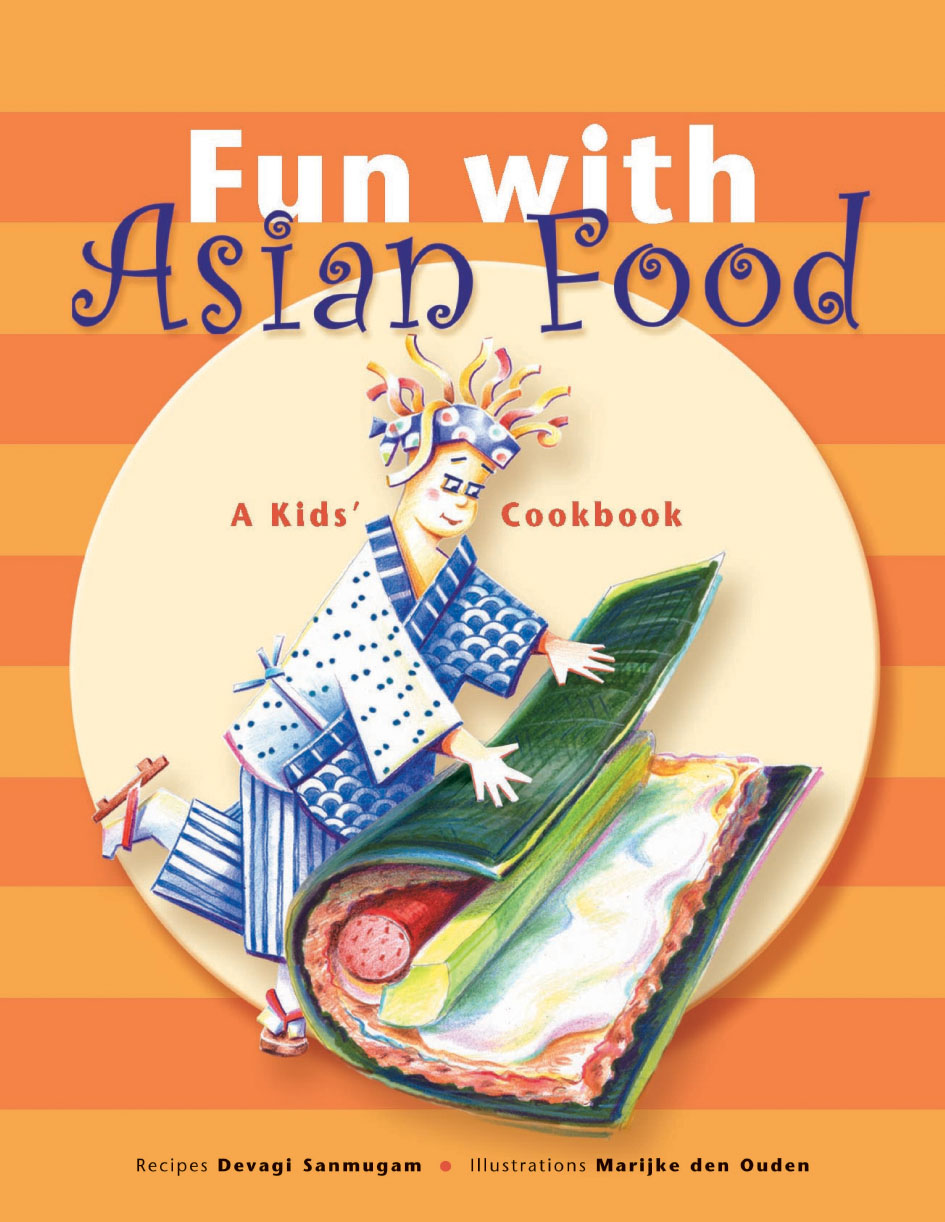 Fun with asian food newsouth books for Asian cuisine books