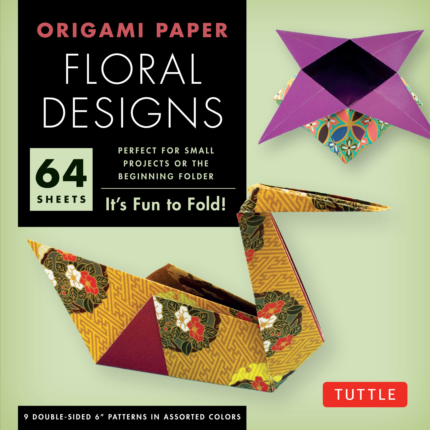 Origami Paper Floral Designs | NewSouth Books - photo#42