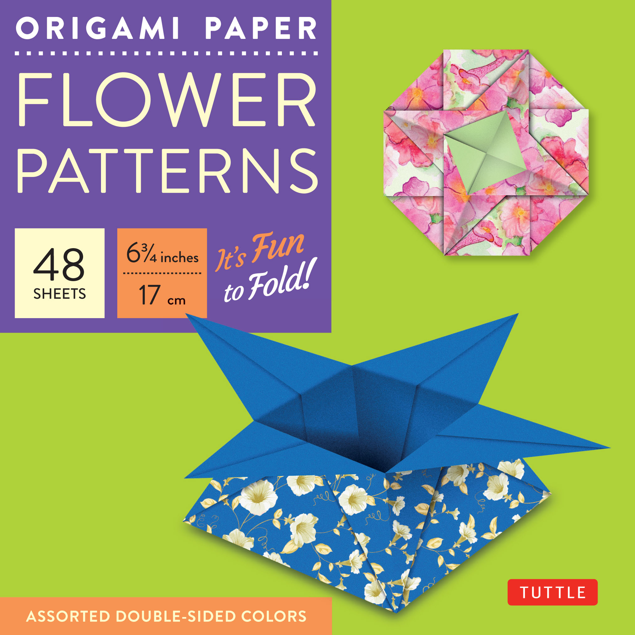 Origami Paper Flower Patterns Newsouth Books