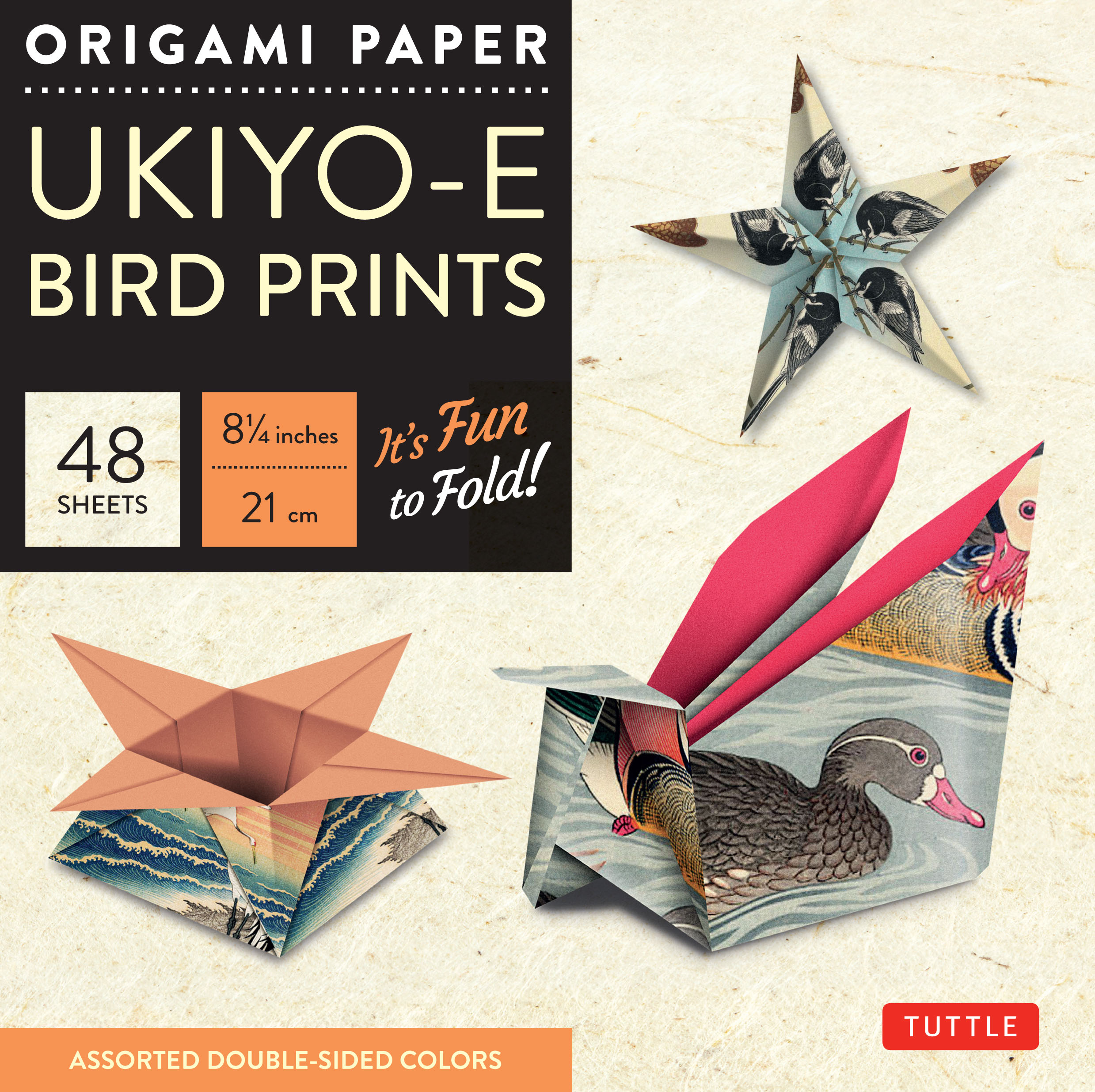 Origami Paper Spinner | Fun Family Crafts | 2471x2478