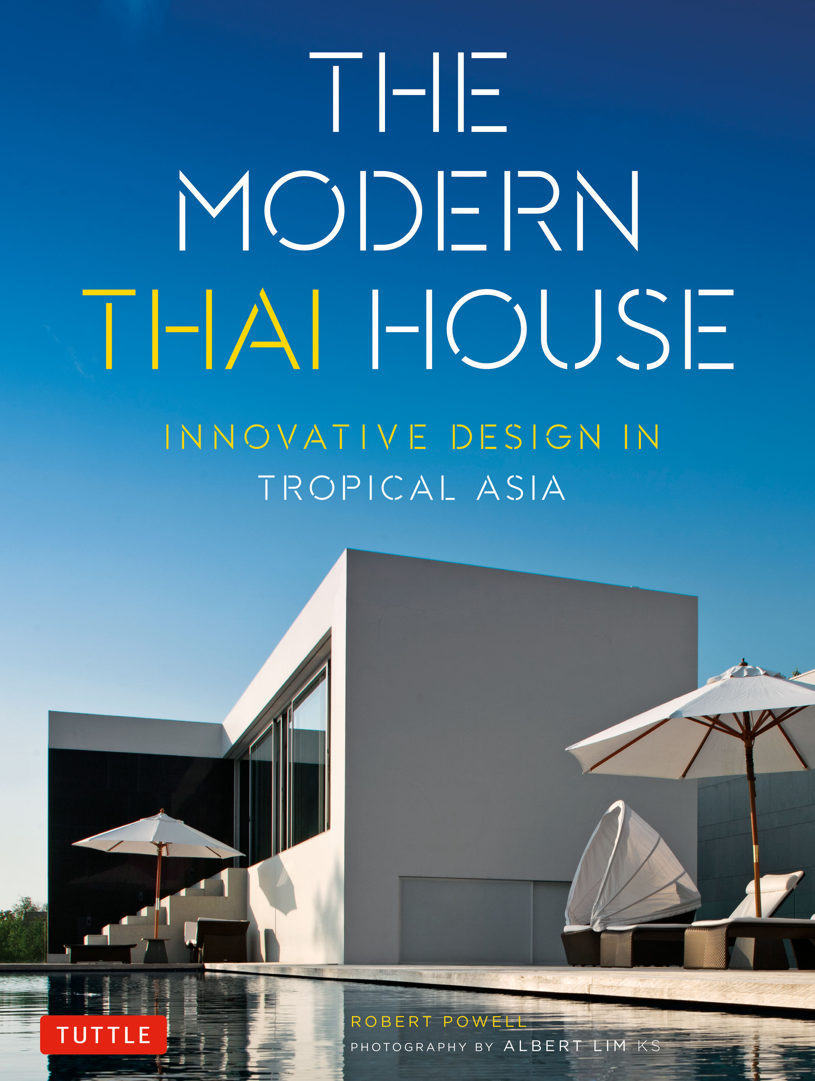 Modern house design in asia
