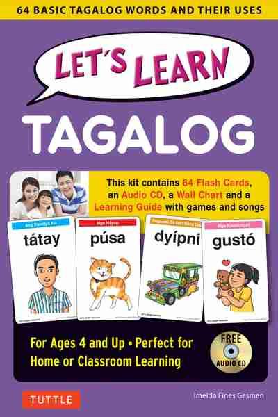 Tagalog Alphabet - Tagalog Basics