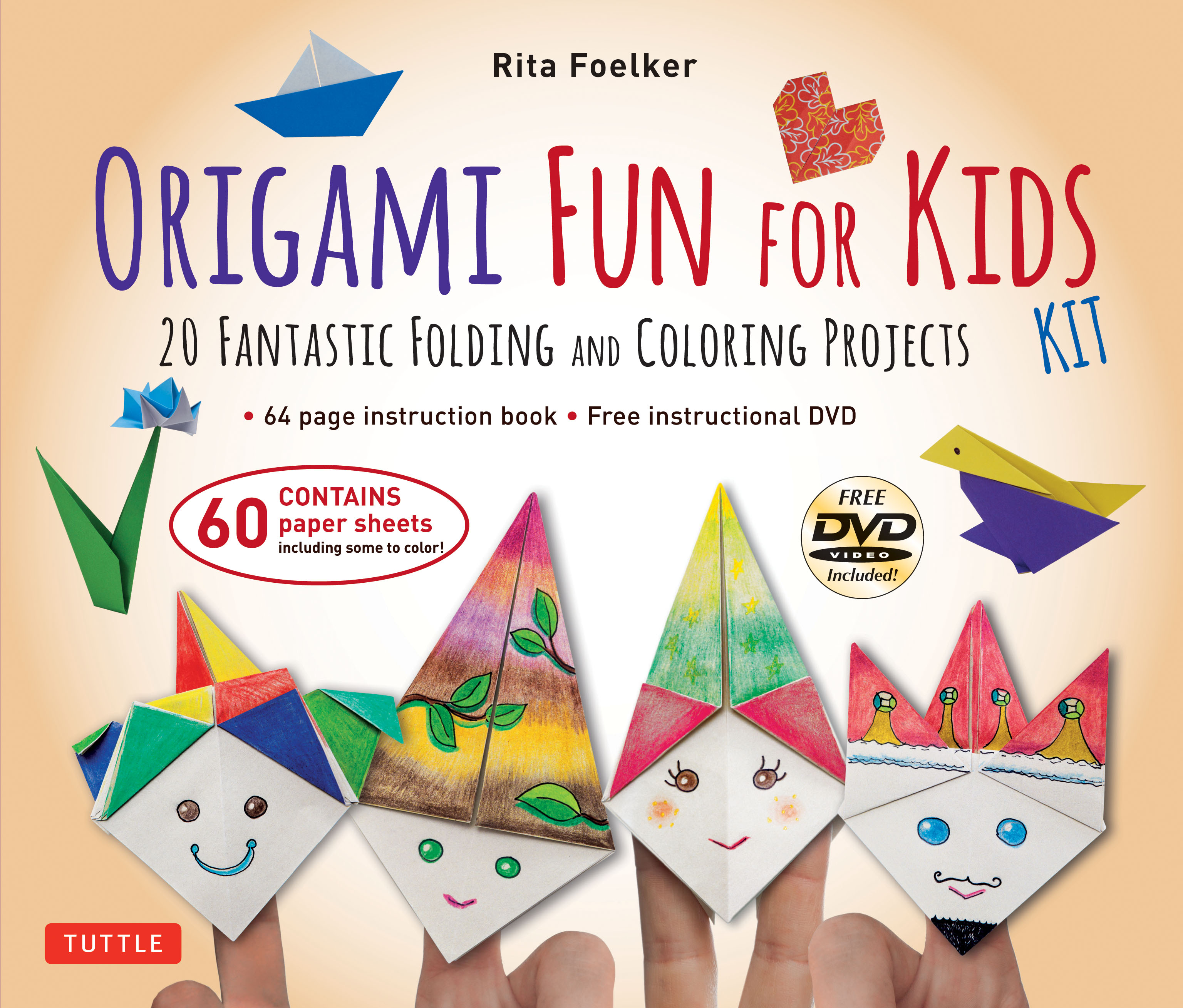 Origami Fun For Kids | NewSouth Books - photo#1