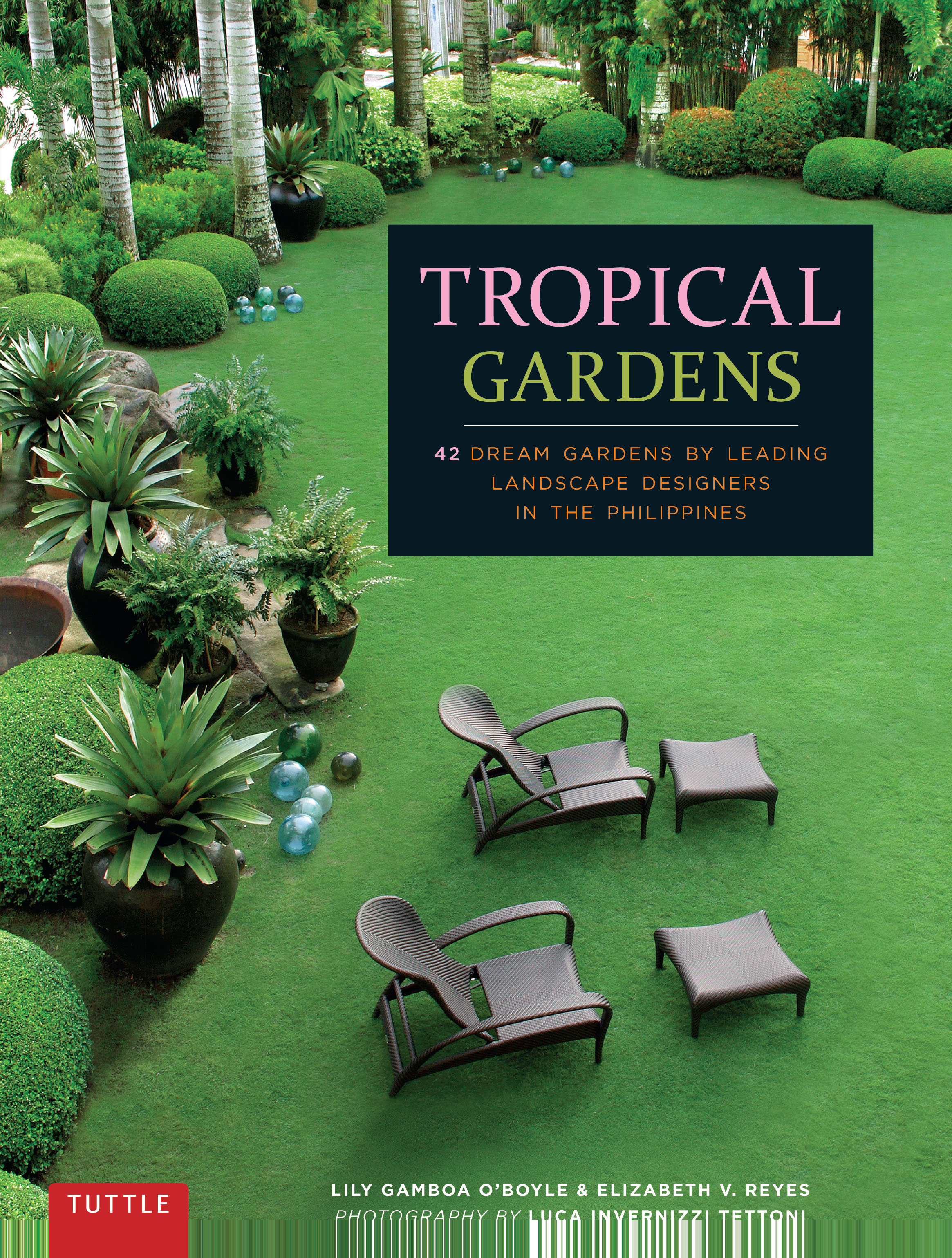 Tropical gardens newsouth books for Landscape design books