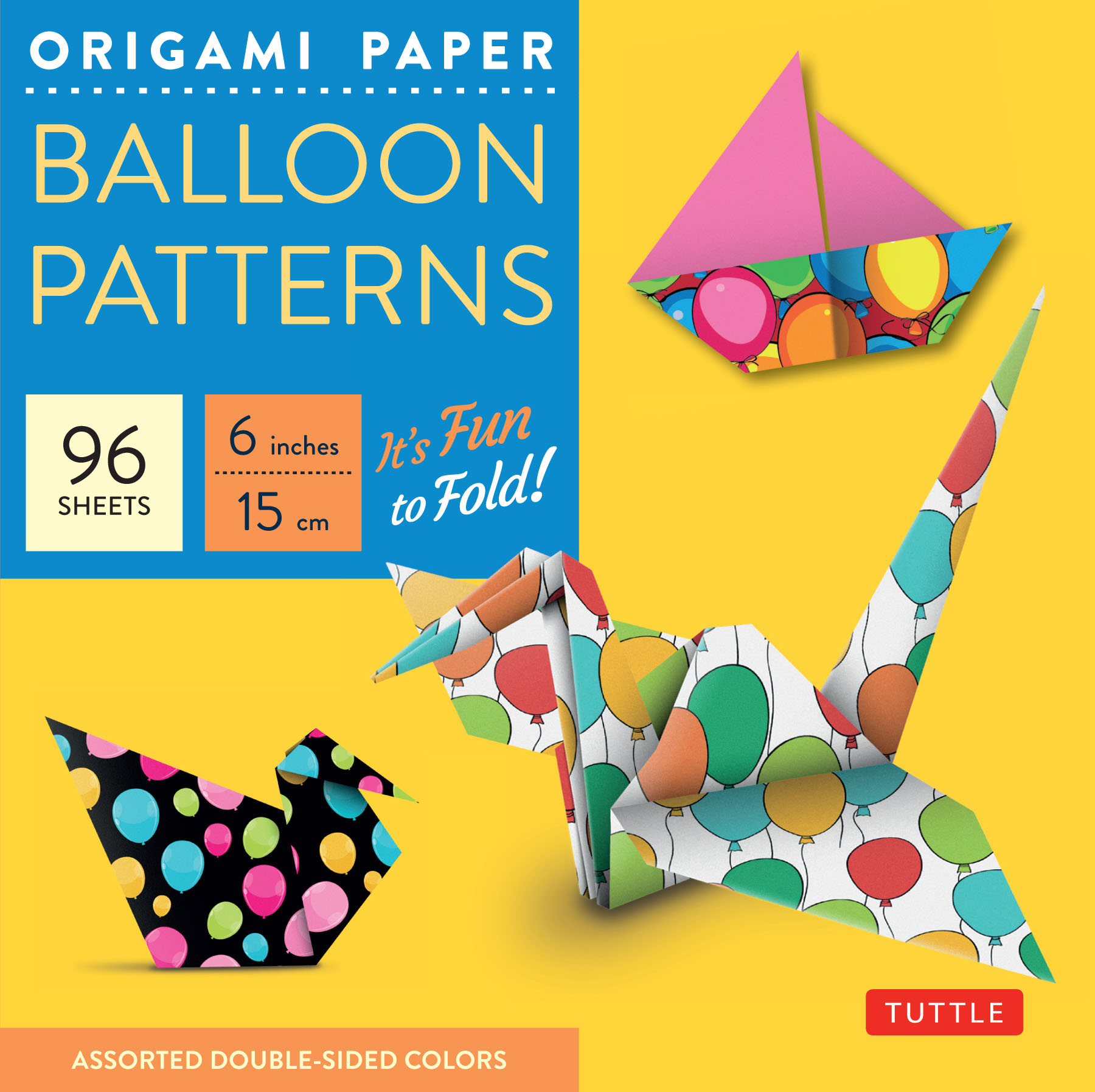Origami Paper Balloon Patterns Newsouth Books
