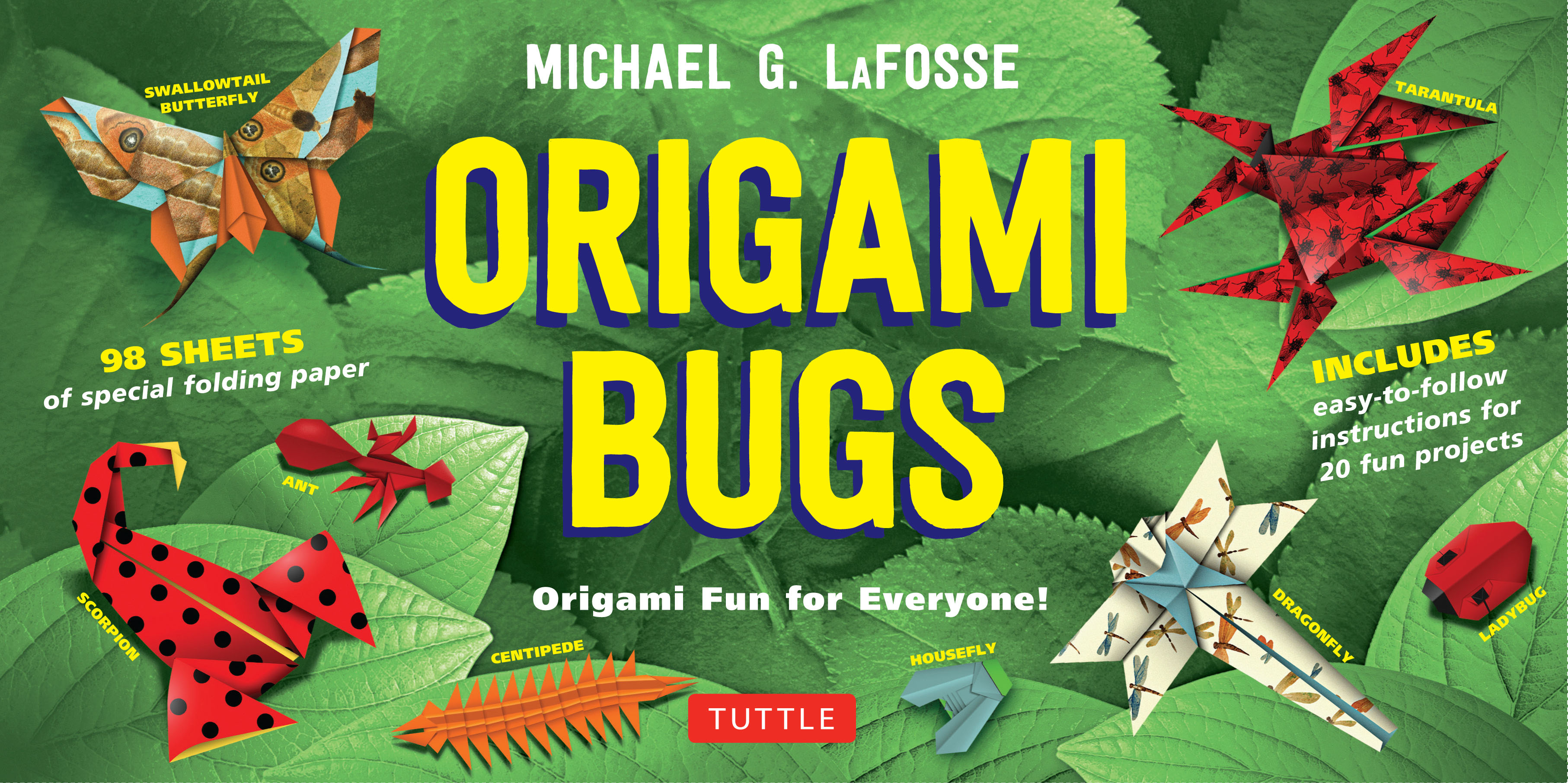 Origami Bugs | NewSouth Books - photo#31
