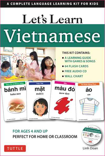 Let's Learn Vietnamese Kit | NewSouth Books