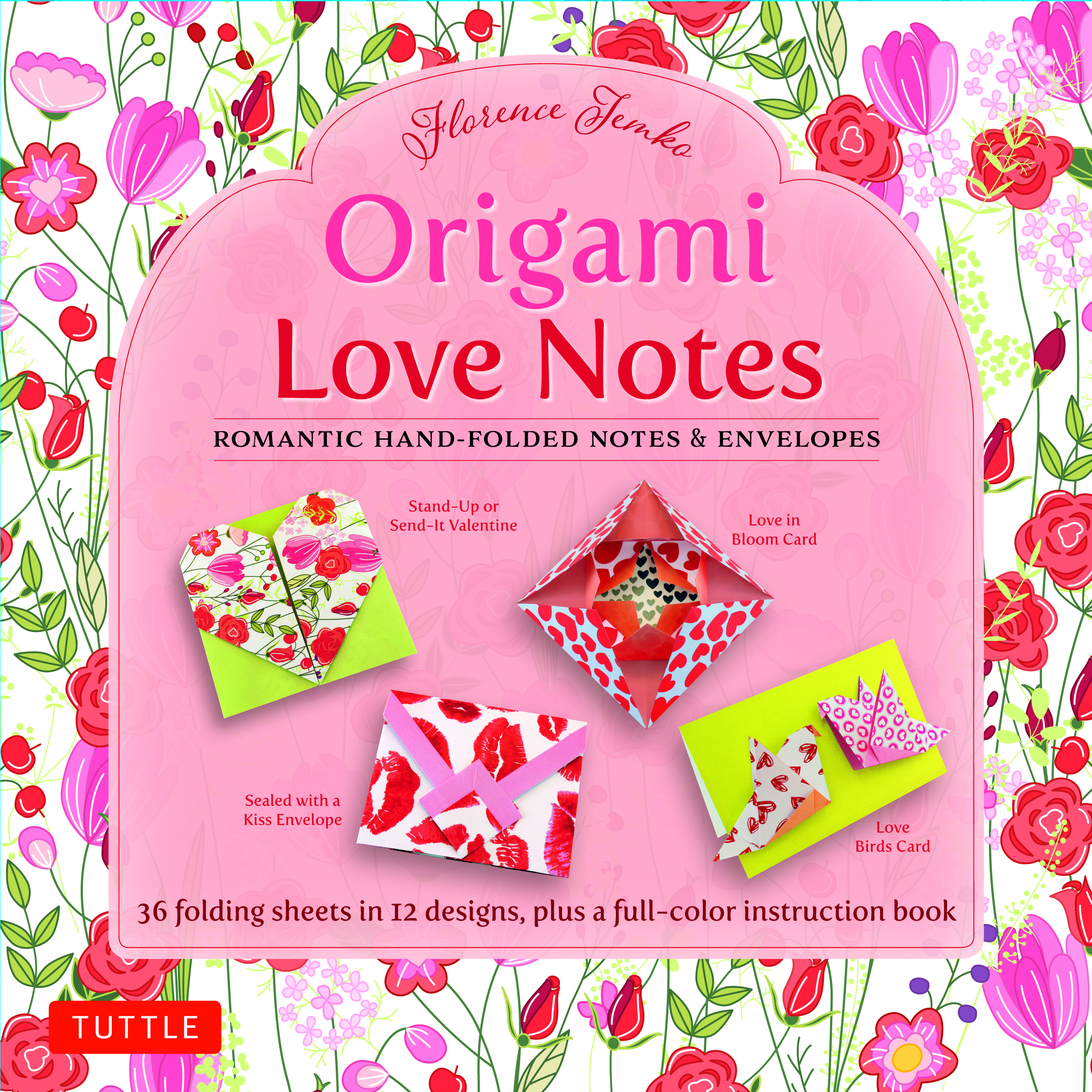 origami love notes newsouth books