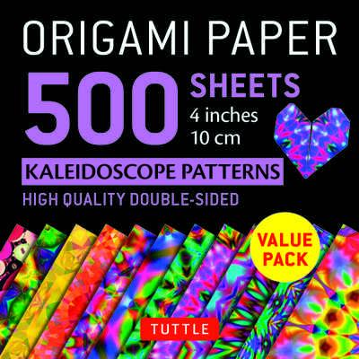Origami Paper 60 Sheets Kaleidoscope Patterns NewSouth Books Mesmerizing Kaleidoscope Patterns