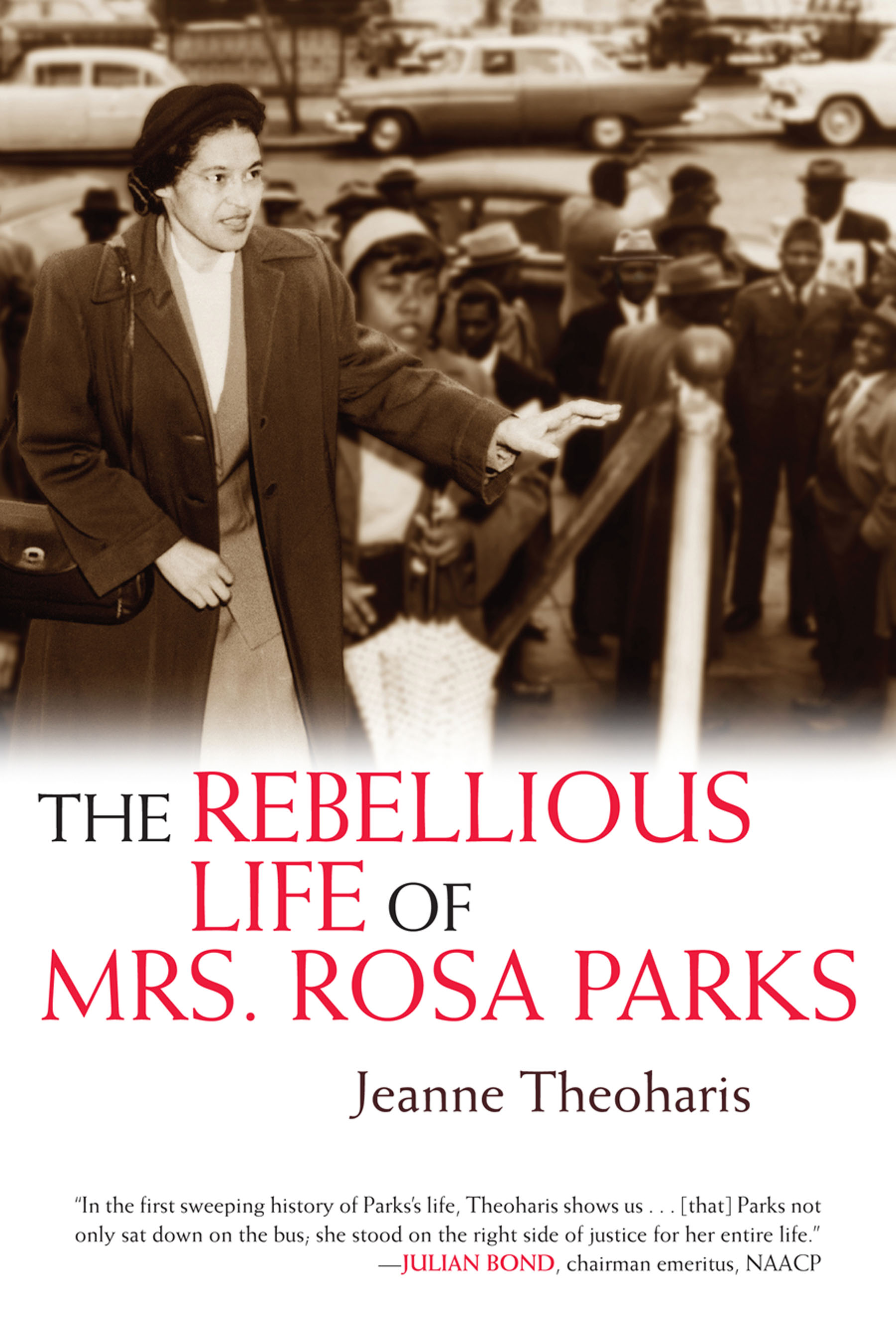 the life and role of rosa parks Rosa parks, an african on december 1, 1955  taming the stormthe life and times of judge frank m johnson  parks, rosa and jim haskins (contributor).