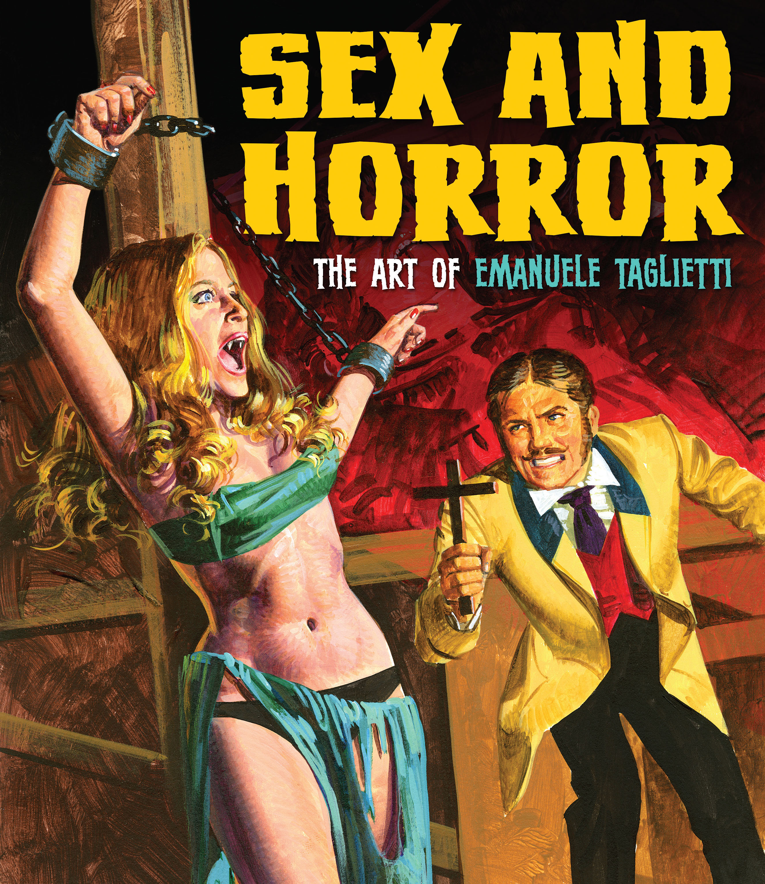 Sex and Horror | NewSouth Books