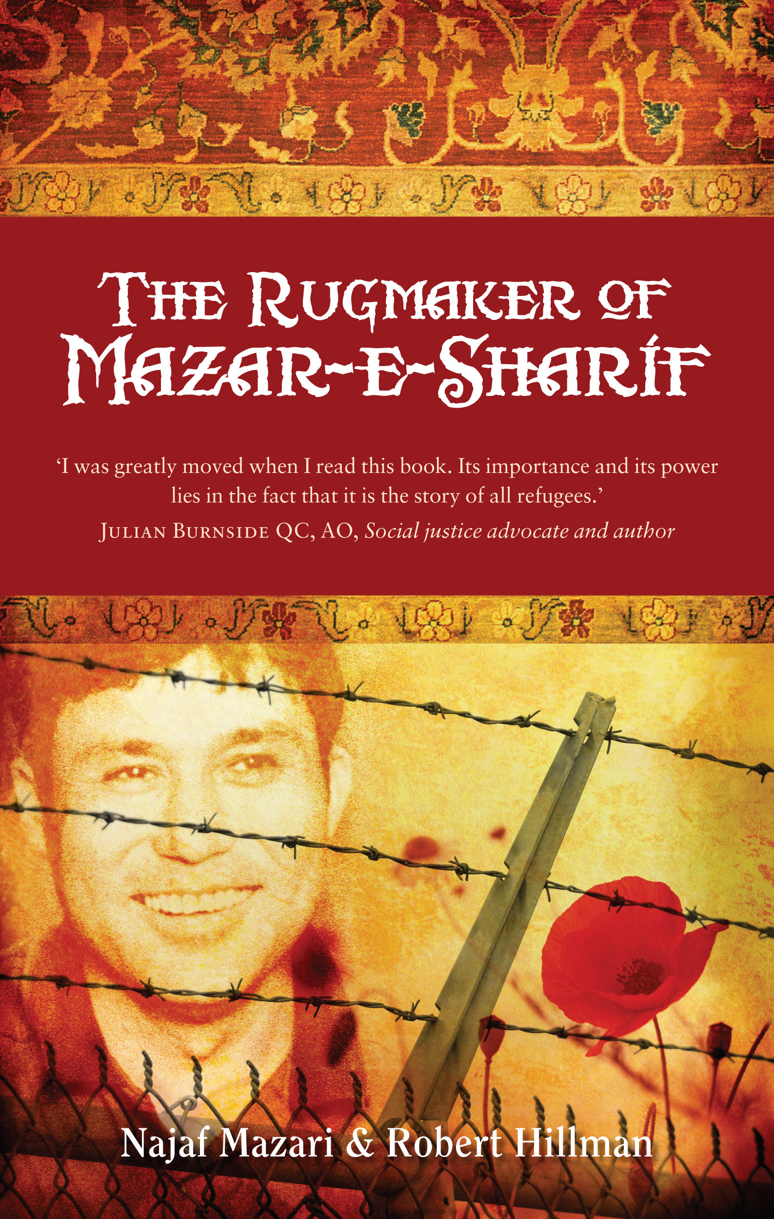 quotes on conflict from the rugmaker of mazar e sharif Rug maker essay the novel 'the rugmaker of mazar-e-sharif' is written by najaf mazari and robert hillman, illustrates the life and journey of an extraordinary human being.