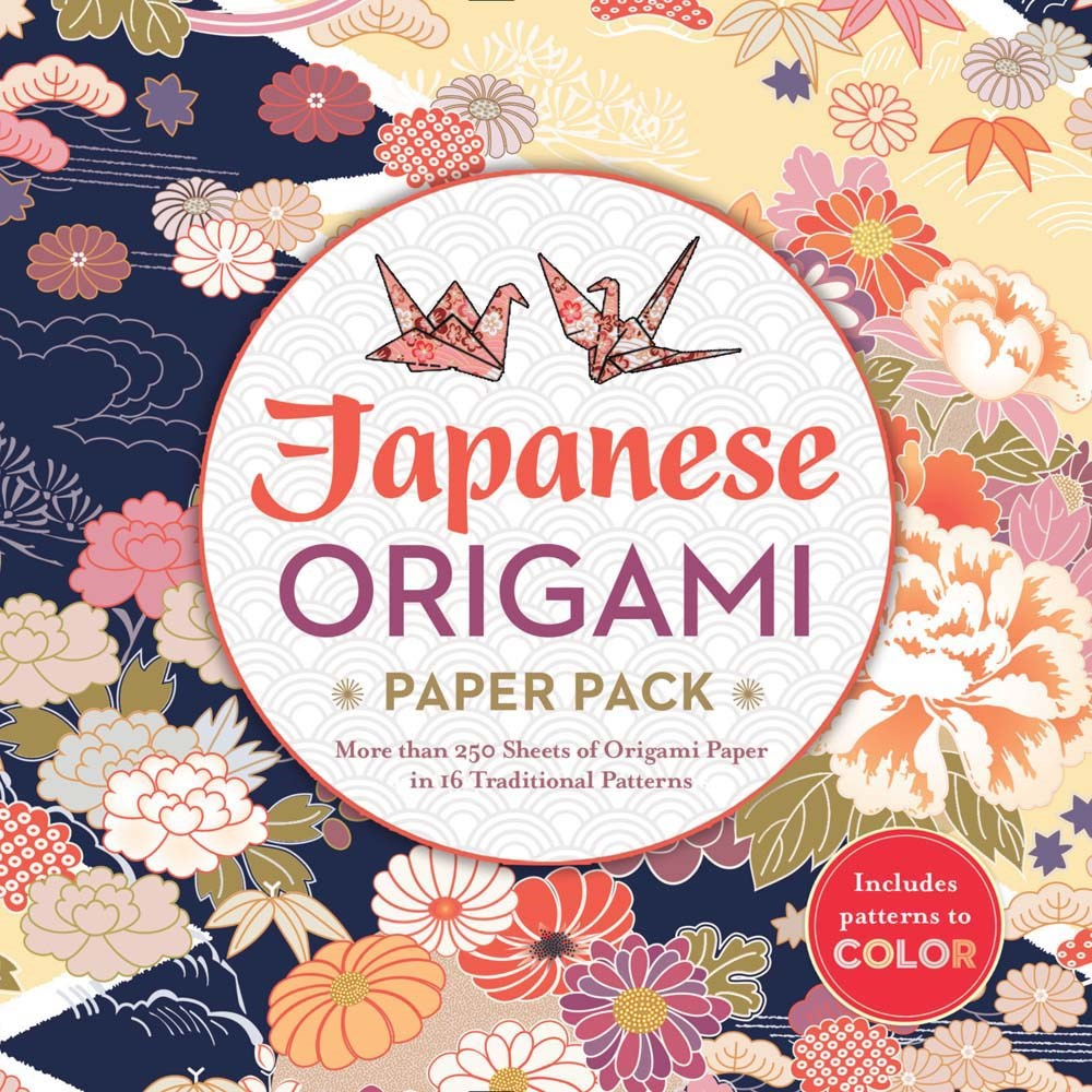 Japanese Origami Paper Pack | NewSouth Books - photo#5