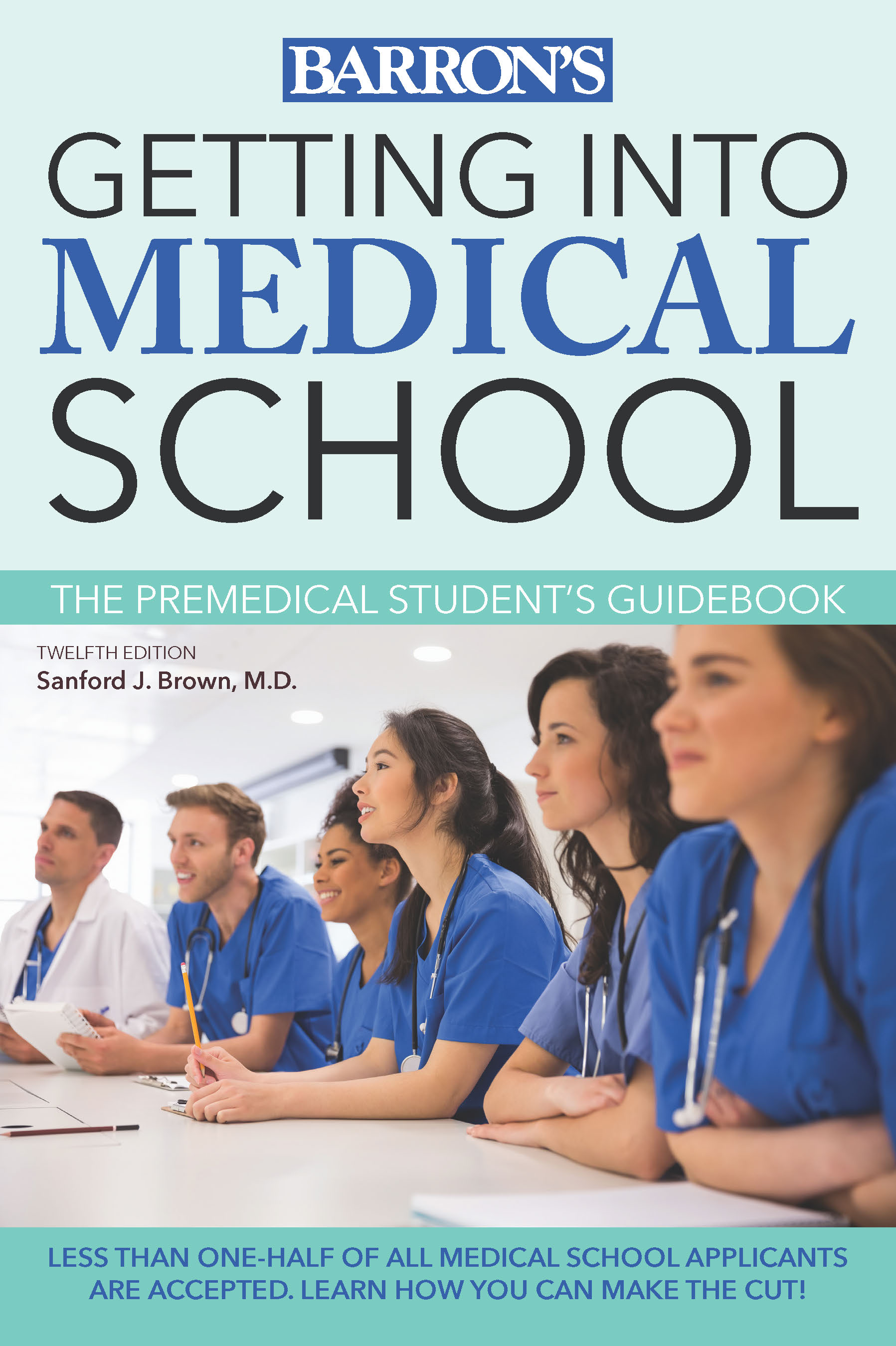 an analysis of medical school admissions John p and kathrine g mcgovern medical school qualities that will be assessed during the admissions and education and quantitative analysis.