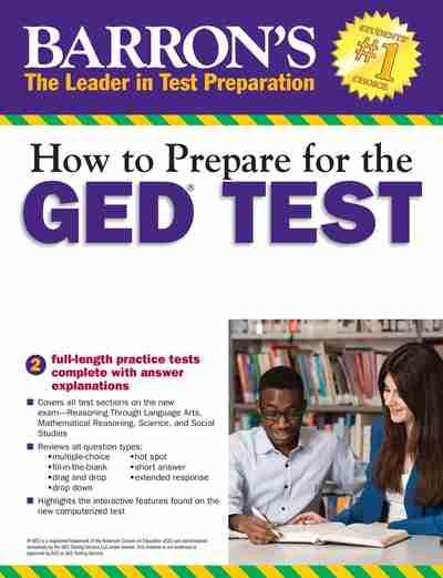 preparing ged essay book