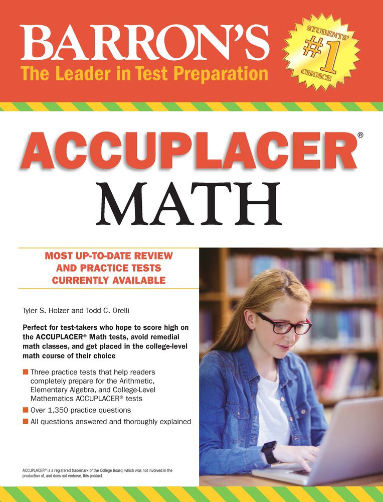 Accuplacer Math | NewSouth Books