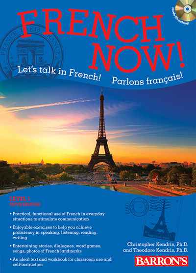 French Now! Level 1, 5th Edition | NewSouth Books