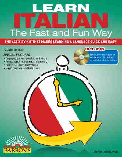 Barron's Learn Spanish the Fast & Fun Way (Ch. 1- Getting ...