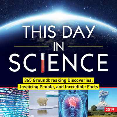2019 This Day in Science Boxed Calendar | NewSouth Books