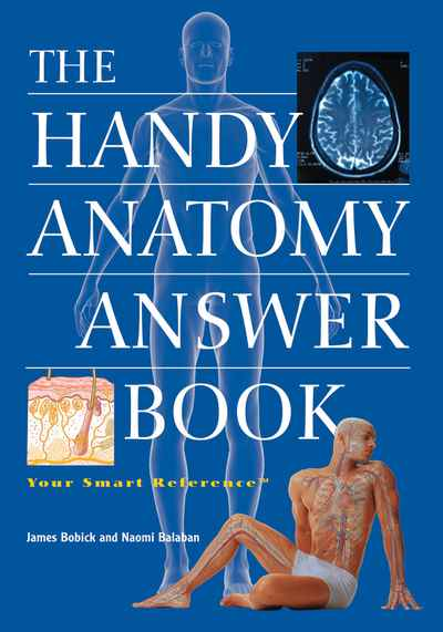 The Handy Anatomy Answer Book | NewSouth Books
