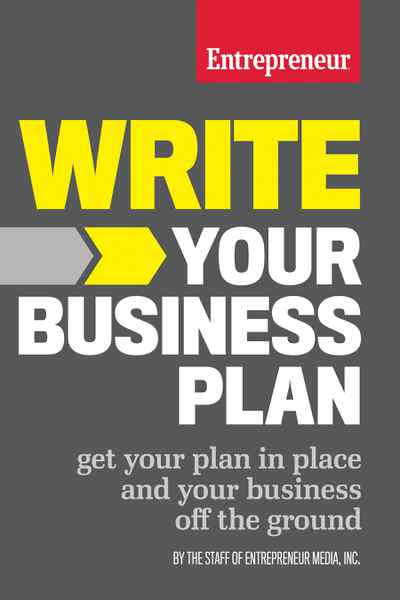 Write Your Business Plan | NewSouth Books