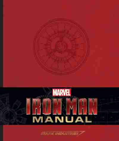 Iron Man Manual by Daniel Wallace