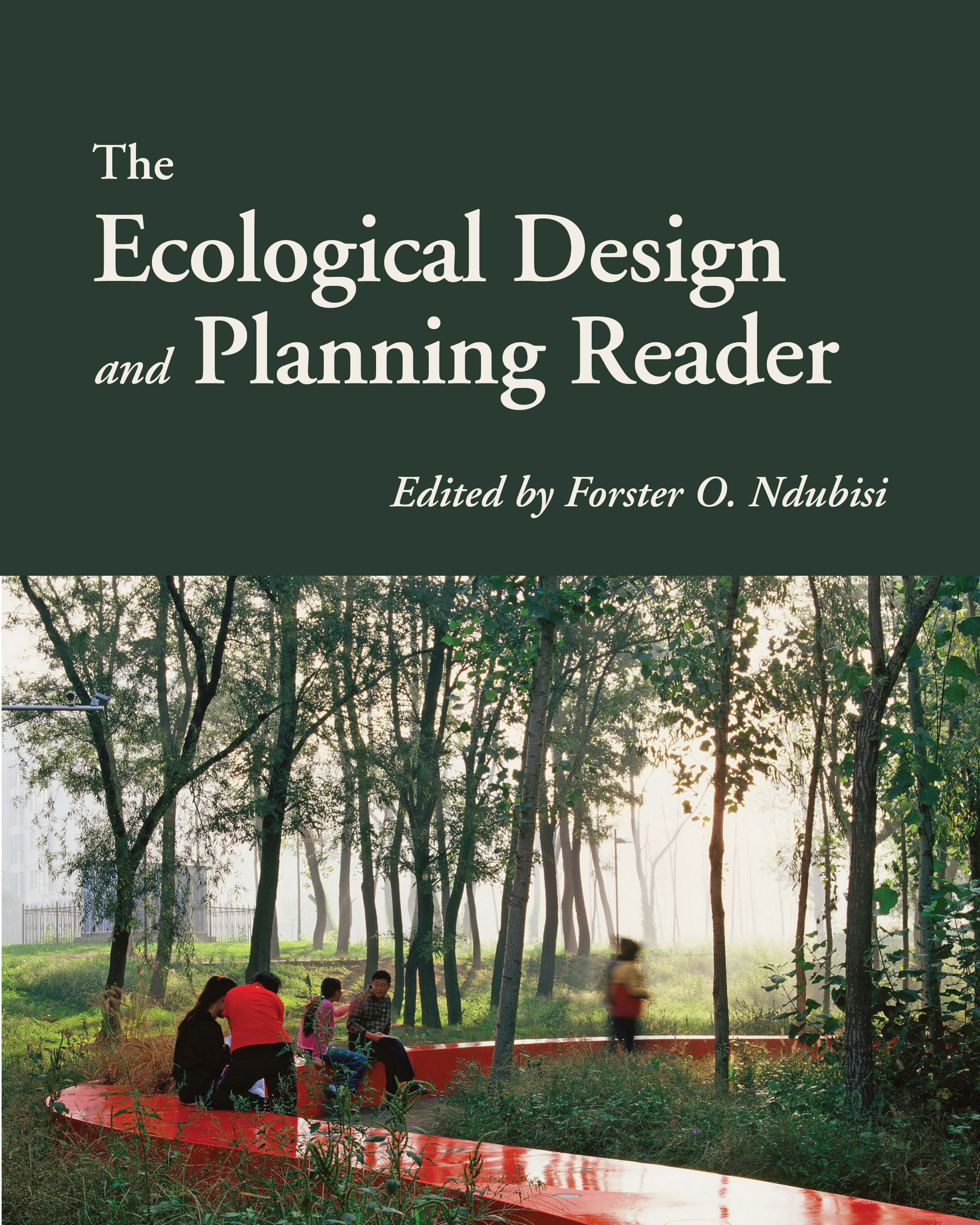 the ecological design and planning reader newsouth books