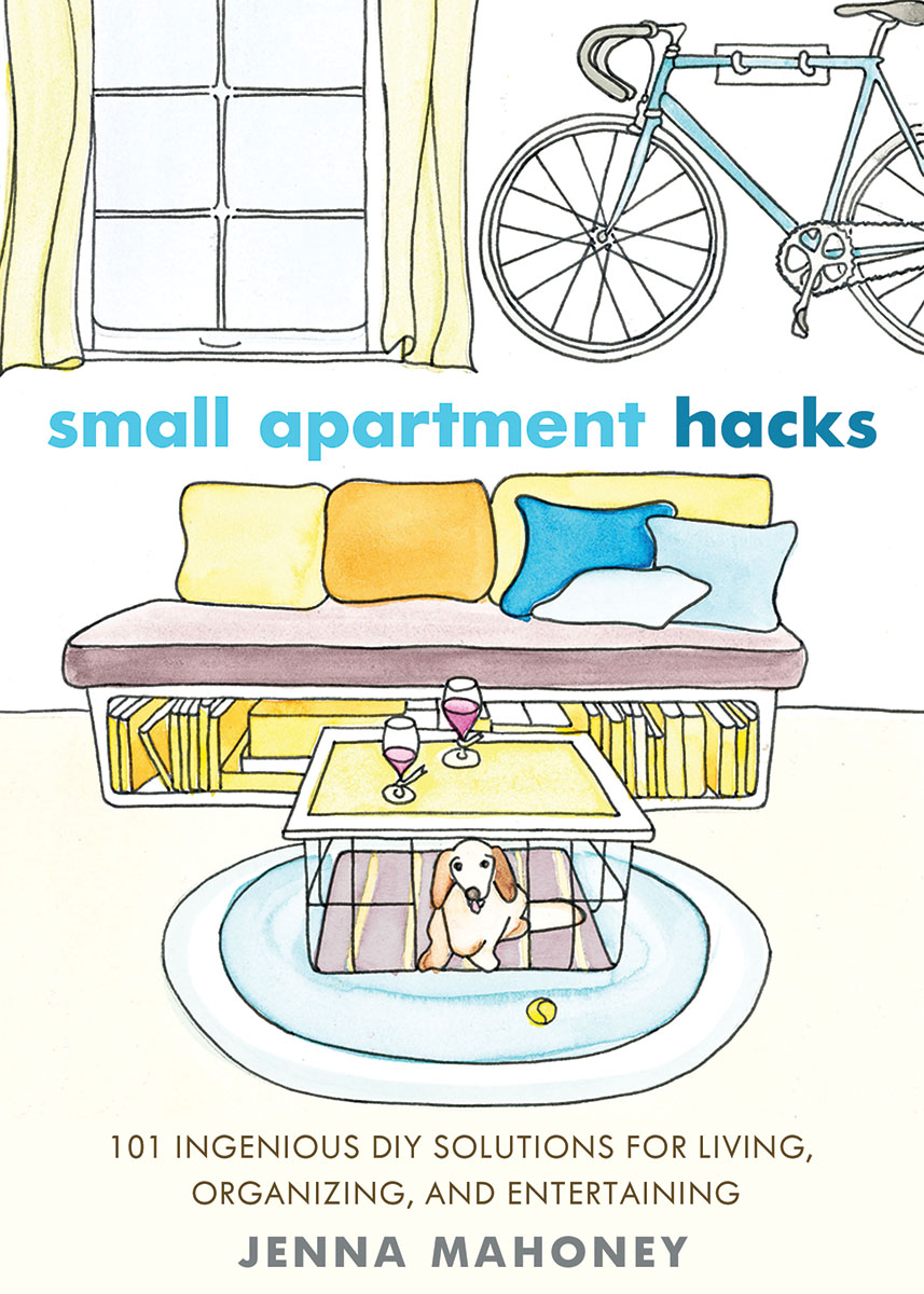 Small apartment hacks newsouth books - Transforming a studio apartment three ingenious solutions ...
