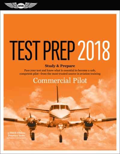 Commercial Pilot Test Prep 2018 | NewSouth Books