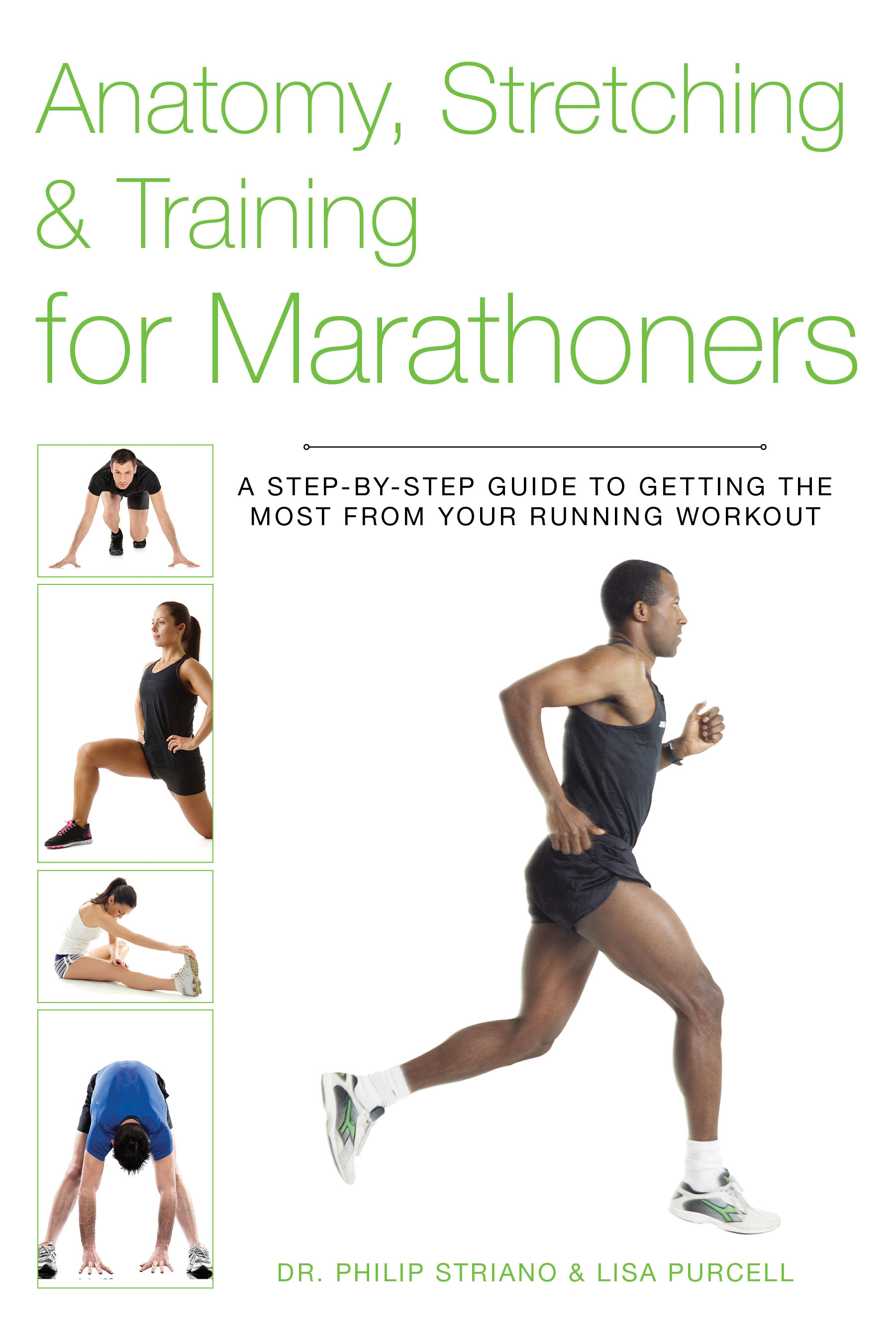 Anatomy, Stretching & Training for Marathoners | NewSouth Books