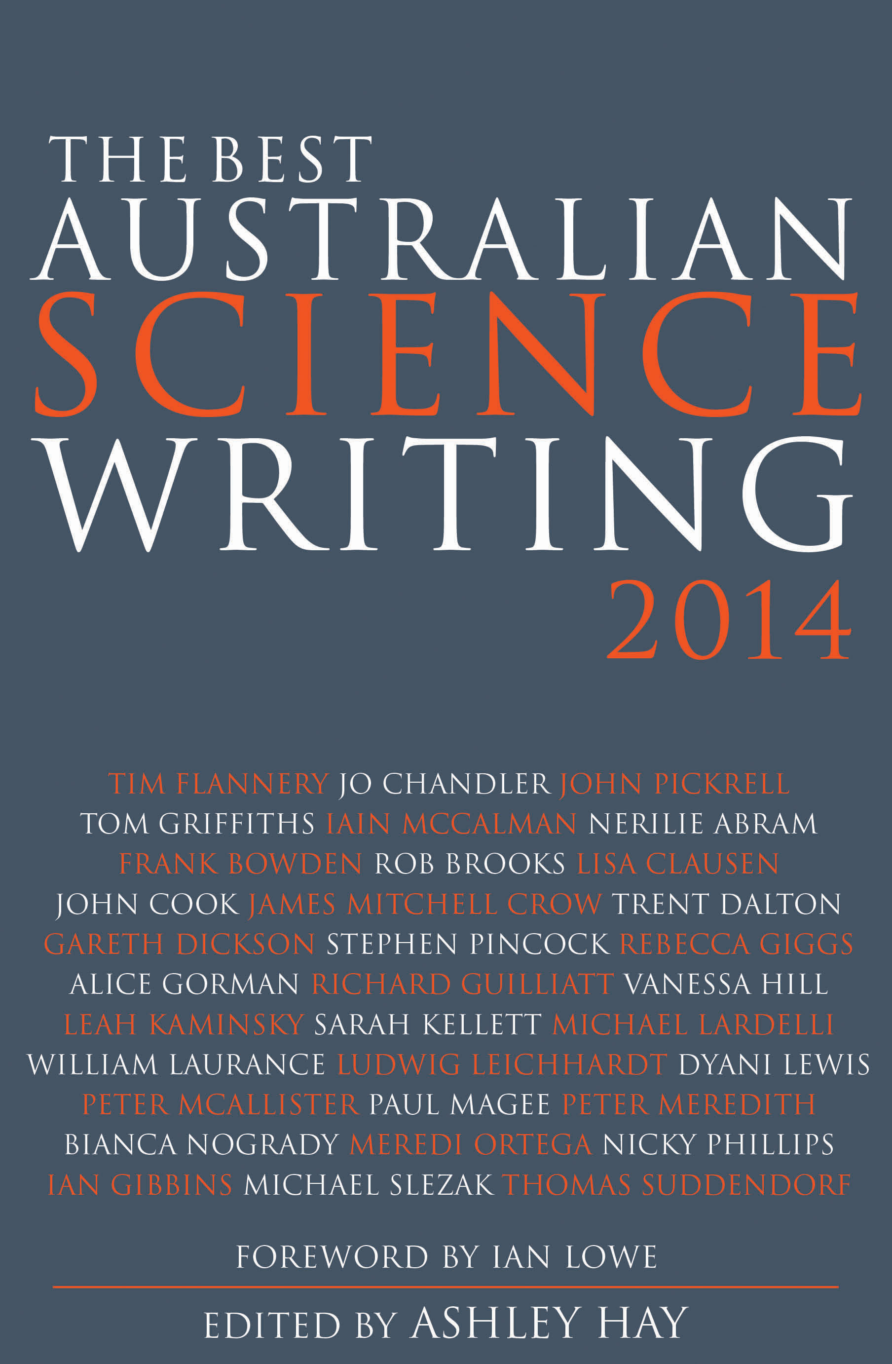 Writing about science