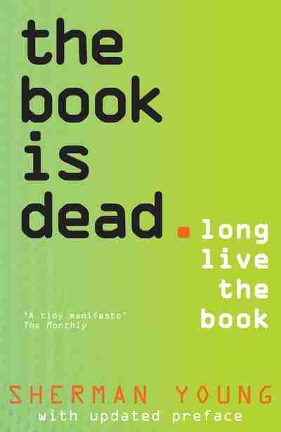 books are dead essay