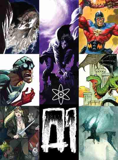 A1: The World's Greatest Comics