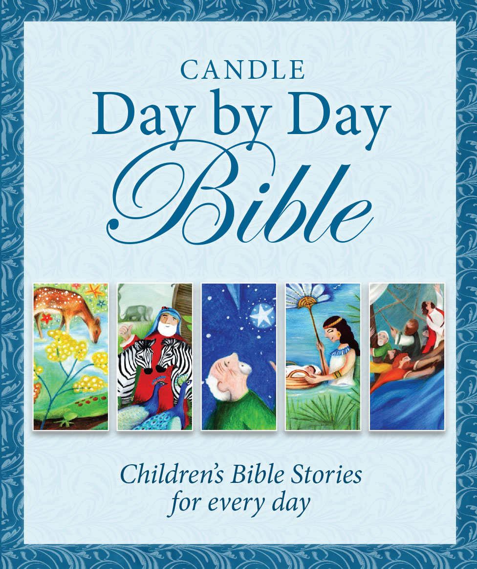 candle day by day bible newsouth books