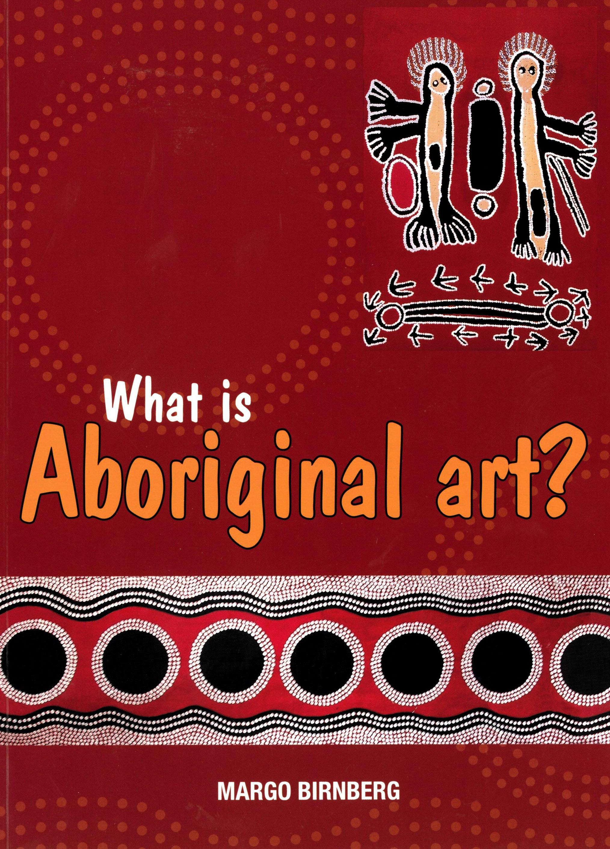 What is aboriginal art newsouth books
