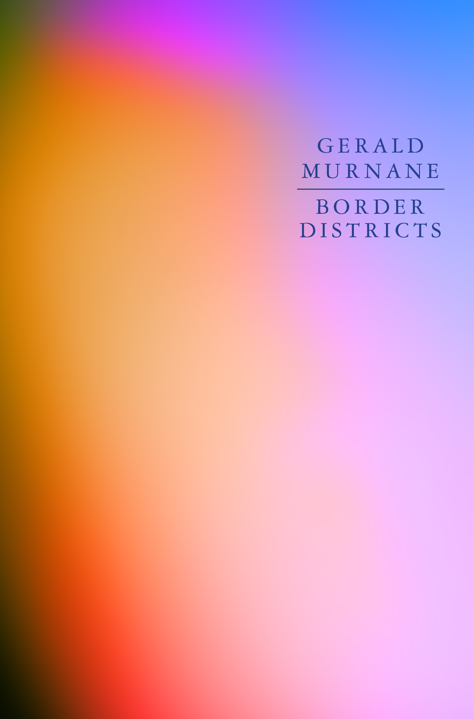 a new work by a master of contemporary australian fiction highly regarded overseas but little known here giramondos publication of border districts