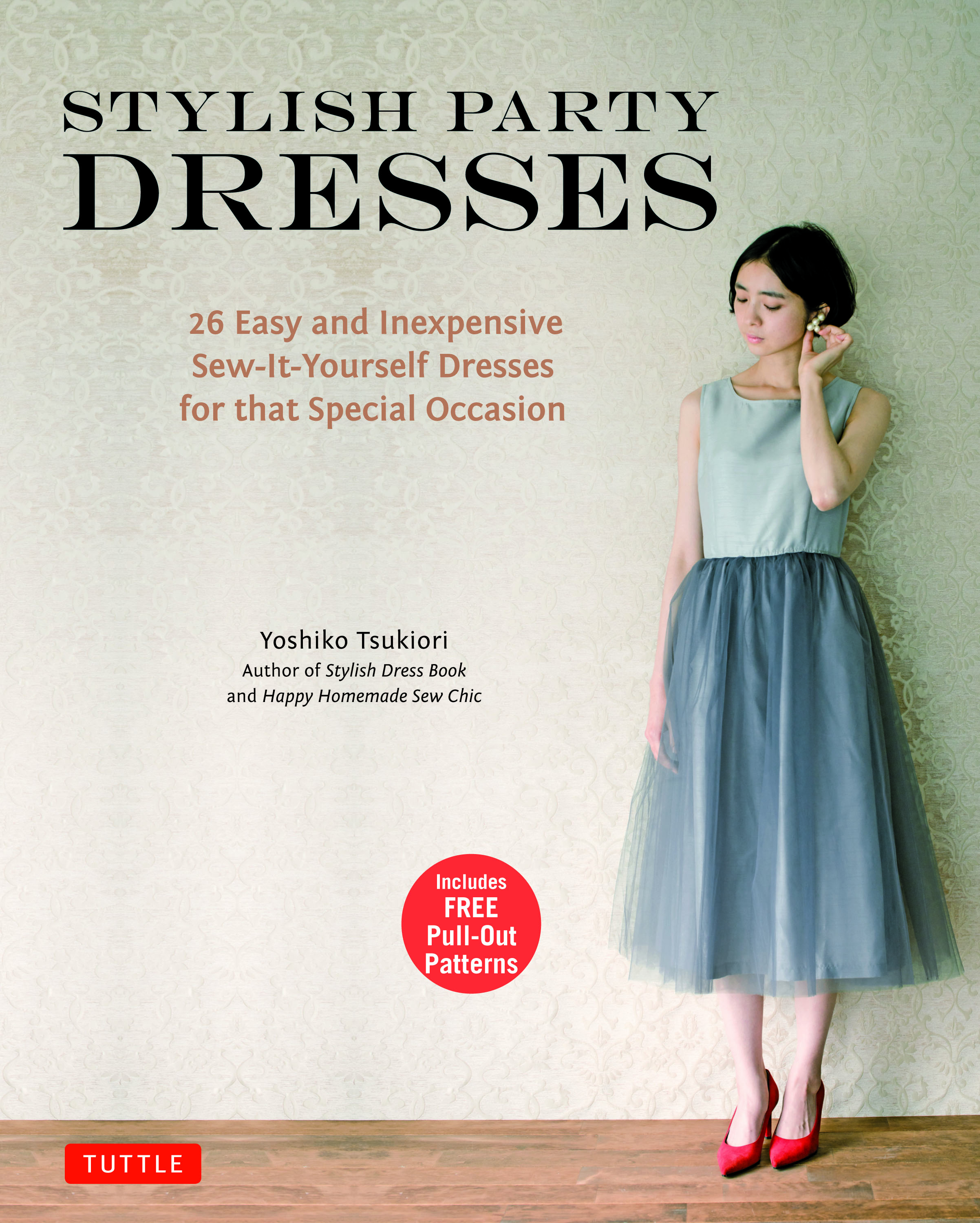 Stylish party dresses newsouth books for Diy party dress