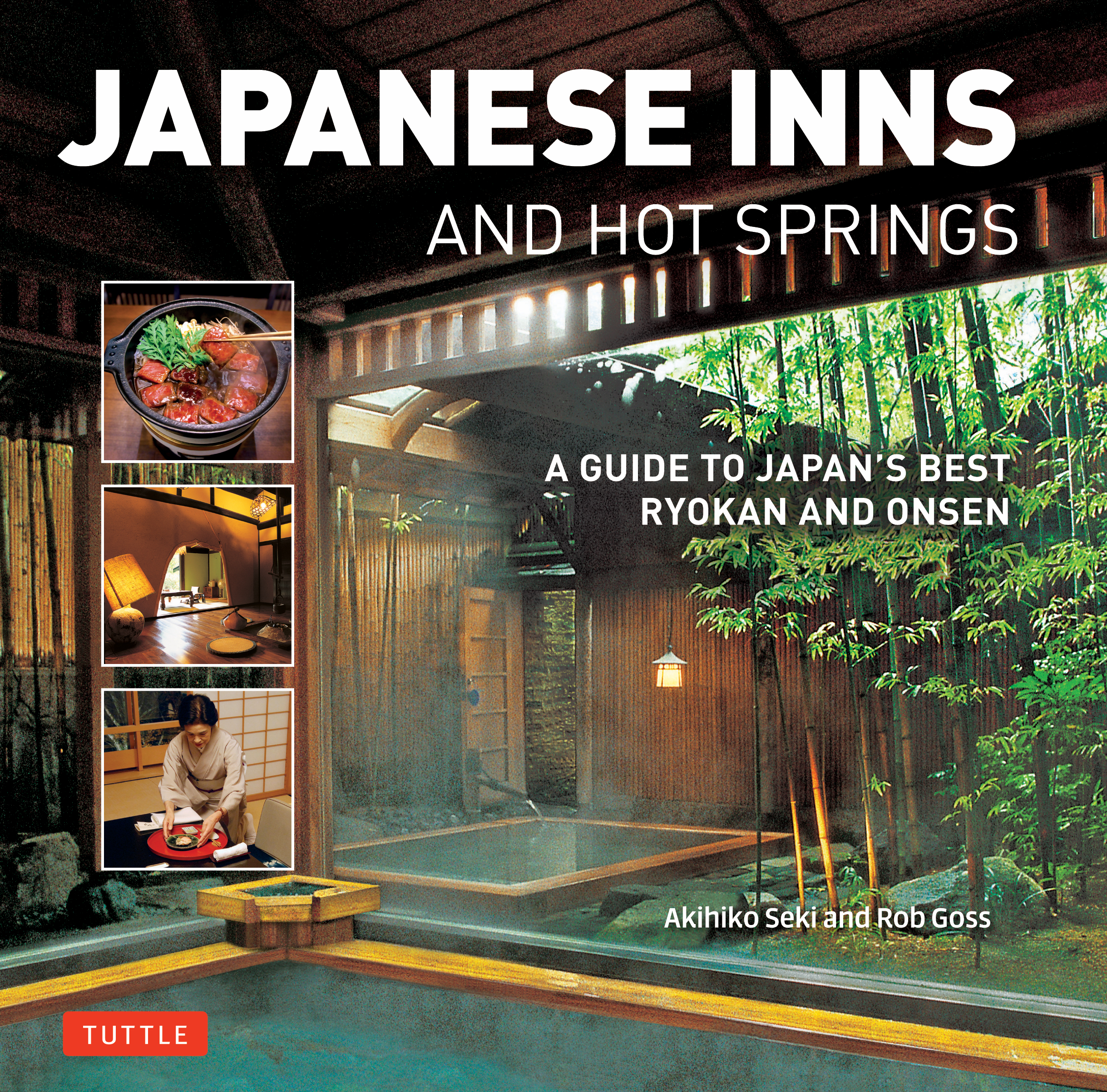 Japanese Inns and Hot Springs | NewSouth Books